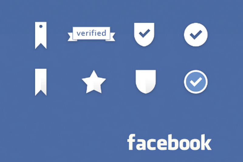 Xác minh tích xanh facebook